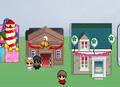 Ogrodowe party gra online