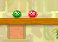 Zielone i czerwone gra online