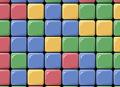 Kolorowe kwadracik ... gra online