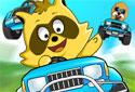 Gry losowe - Raccoon Race