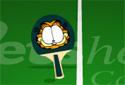 Gry losowe - Garfield Ping Pong